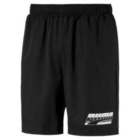 "Rebel Men's 8"" Woven Shorts"