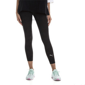 Thumbnail 1 of evoKNIT Seamless Women's Leggings, Puma Black, medium