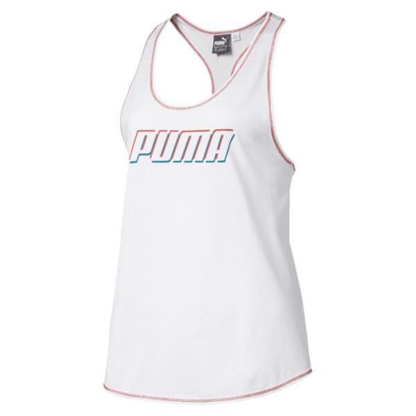 Modern Sports Women's Tank, Puma White, large