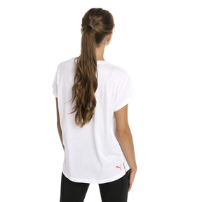 Thumbnail 2 of Modern Sports Graphic Women's Tee, Puma White, medium