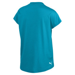 Thumbnail 5 of Modern Sports Graphic Women's Tee, Caribbean Sea, medium