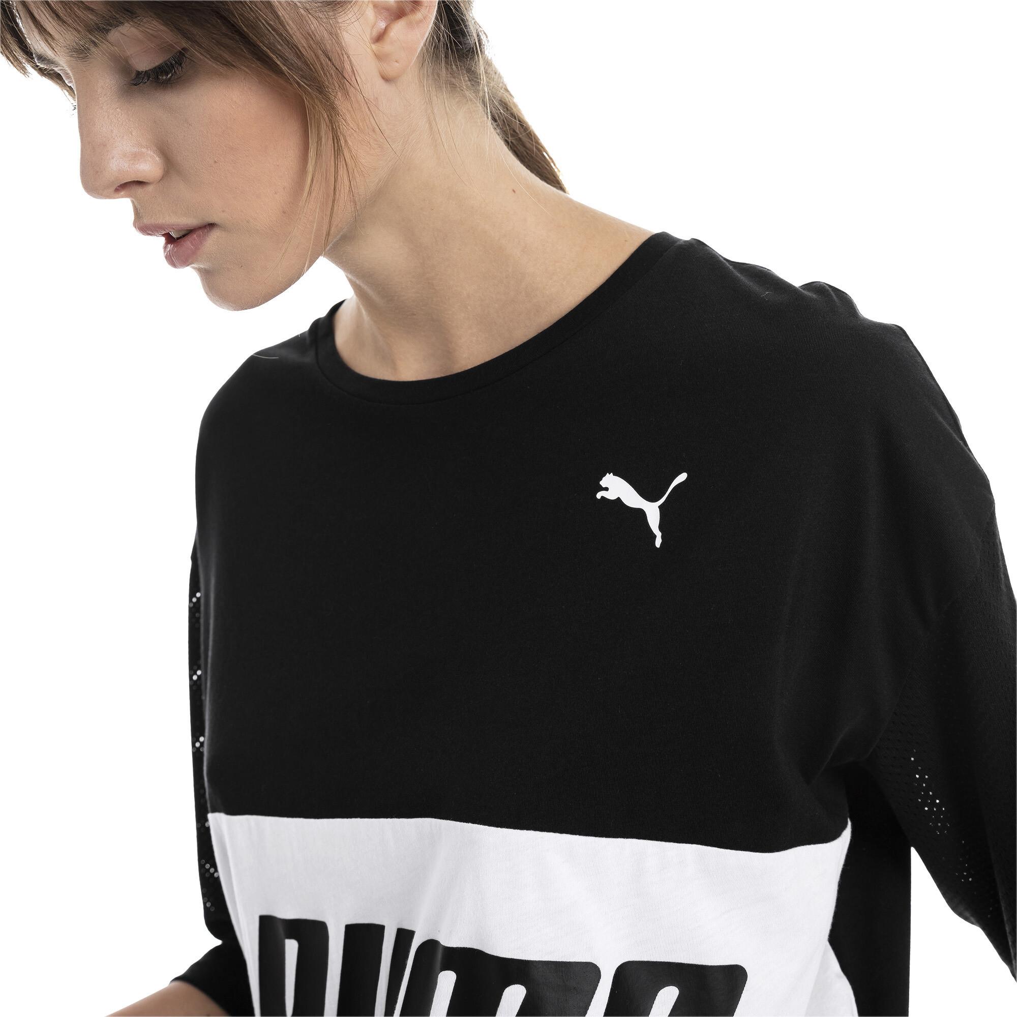 Logo Womens Ladies Sports Fashion Boyfriend T-shirt Tee Clothing, Shoes & Accessories Puma Essential