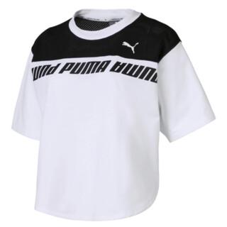 Image Puma Modern Sports Cropped Women's Sweat Tee