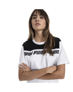 Image Puma Modern Sports Cropped Women's Sweat Tee