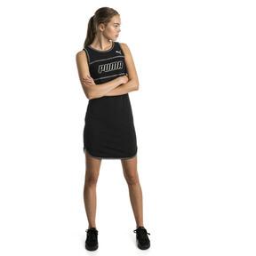 Thumbnail 1 van Modern Sports jurk zonder mouwen voor vrouwen, Cotton Black, medium