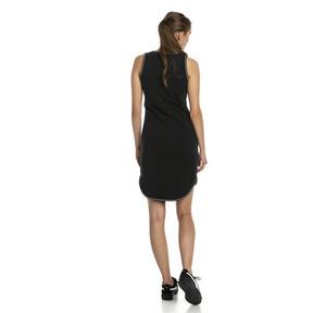 Thumbnail 2 van Modern Sports jurk zonder mouwen voor vrouwen, Cotton Black, medium
