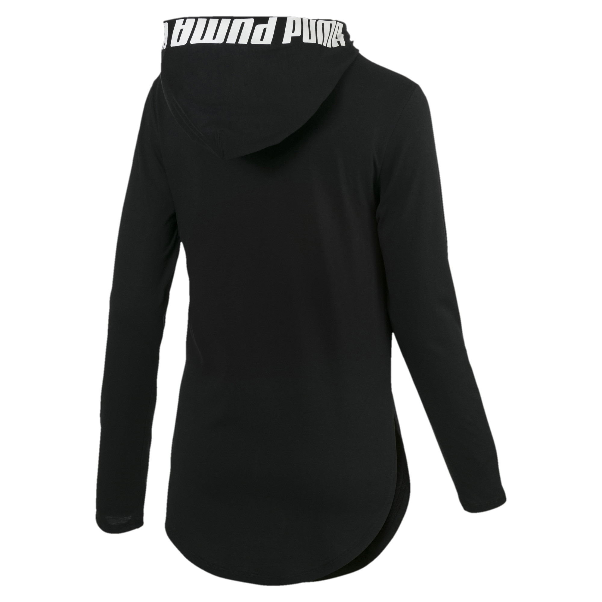 PUMA-Modern-Sports-Light-Cover-up-Women-Tee-Basics thumbnail 6