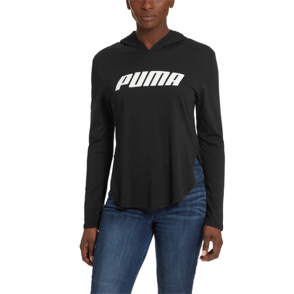Modern Sports Light Cover up, Puma Black, large