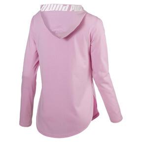 Imagen en miniatura 5 de Sudadera con capucha de mujer Modern Sports Light Cover-Up, Rosa claro, mediana