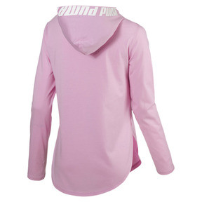 Thumbnail 3 of Modern Sports Light Cover up, Pale Pink, medium