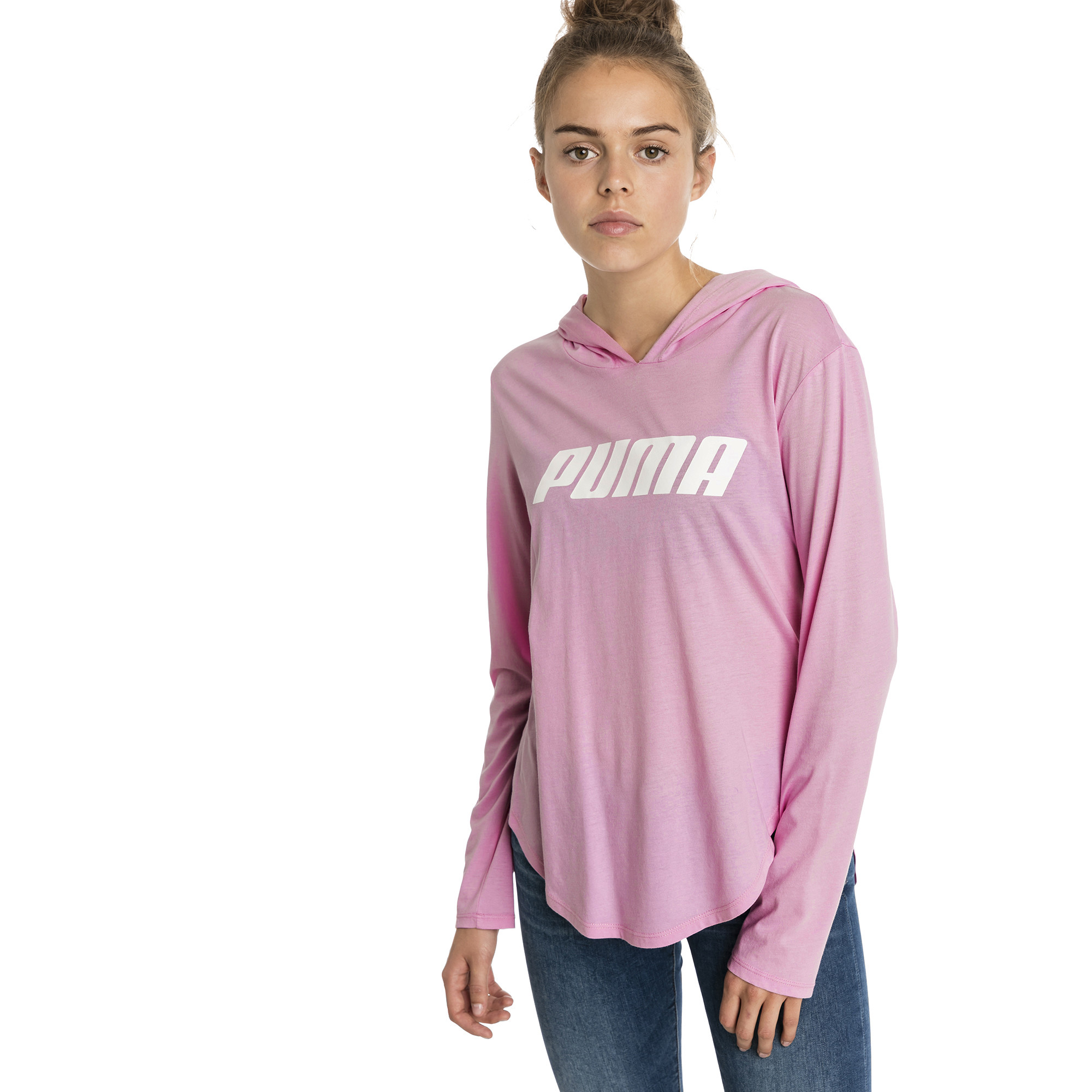 Image Puma Modern Sports Light Cover-Up Women's Hoodie #1