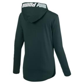 Imagen en miniatura 5 de Sudadera con capucha de mujer Modern Sports Light Cover-Up, Ponderosa Pine, mediana