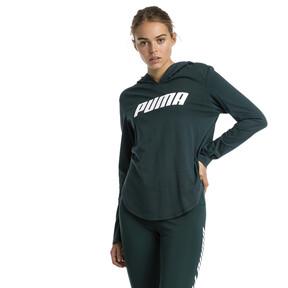 Imagen en miniatura 1 de Sudadera con capucha de mujer Modern Sports Light Cover-Up, Ponderosa Pine, mediana