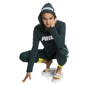 Imagen en miniatura 3 de Sudadera con capucha de mujer Modern Sports Light Cover-Up, Ponderosa Pine, mediana