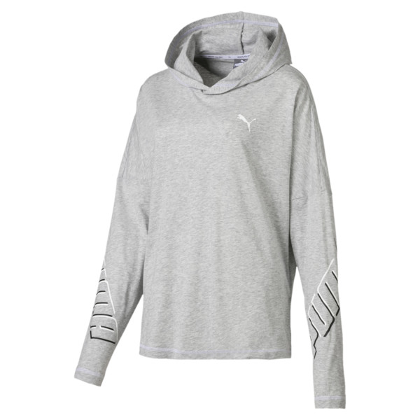 Modern Sports Women's Light Cover Up, Light Gray Heather, large