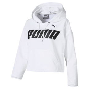 Thumbnail 4 of Modern Sports Women's Hoodie, Puma White, medium