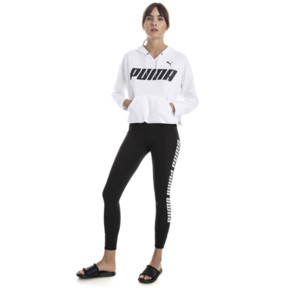 Thumbnail 3 of Modern Sports Women's Hoodie, Puma White, medium