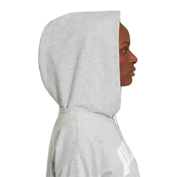Modern Sports Women's Hoodie, Light Gray Heather, large
