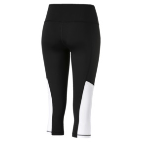 Thumbnail 5 of Modern Sports Women's 3/4 Leggings, Puma Black, medium