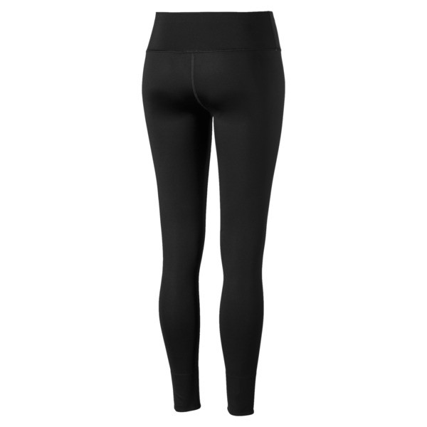 Modern Sports Fold Up Women's Leggings, Puma Black-white, large