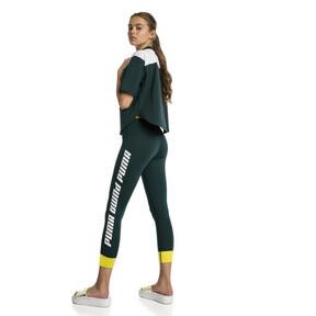 Thumbnail 2 of Modern Sports Fold Up Women's Leggings, Ponderosa Pine, medium