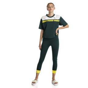 Thumbnail 3 of Modern Sports Fold Up Women's Leggings, Ponderosa Pine, medium