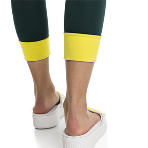 Thumbnail 4 of Modern Sports Fold Up Women's Leggings, Ponderosa Pine, medium