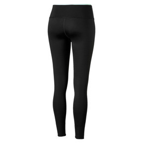 Thumbnail 7 of Modern Sports Fold Up Women's Leggings, Puma Black-fair aqua silver, medium