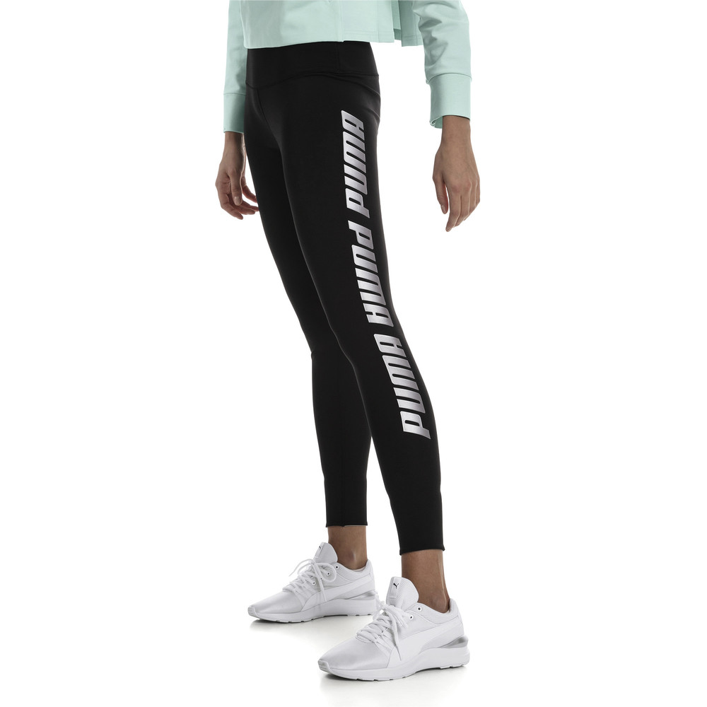 Image Puma Modern Sports Fold Up Women's Leggings #2