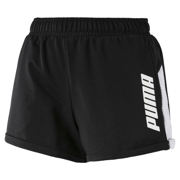 Modern Sports Women's Shorts, Puma Black, large