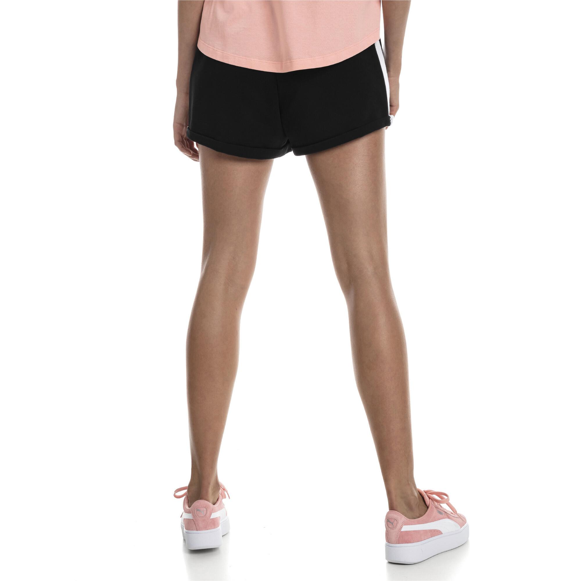 PUMA-Modern-Sports-Damen-Shorts-Frauen-Shorts-Basics-Neu Indexbild 5