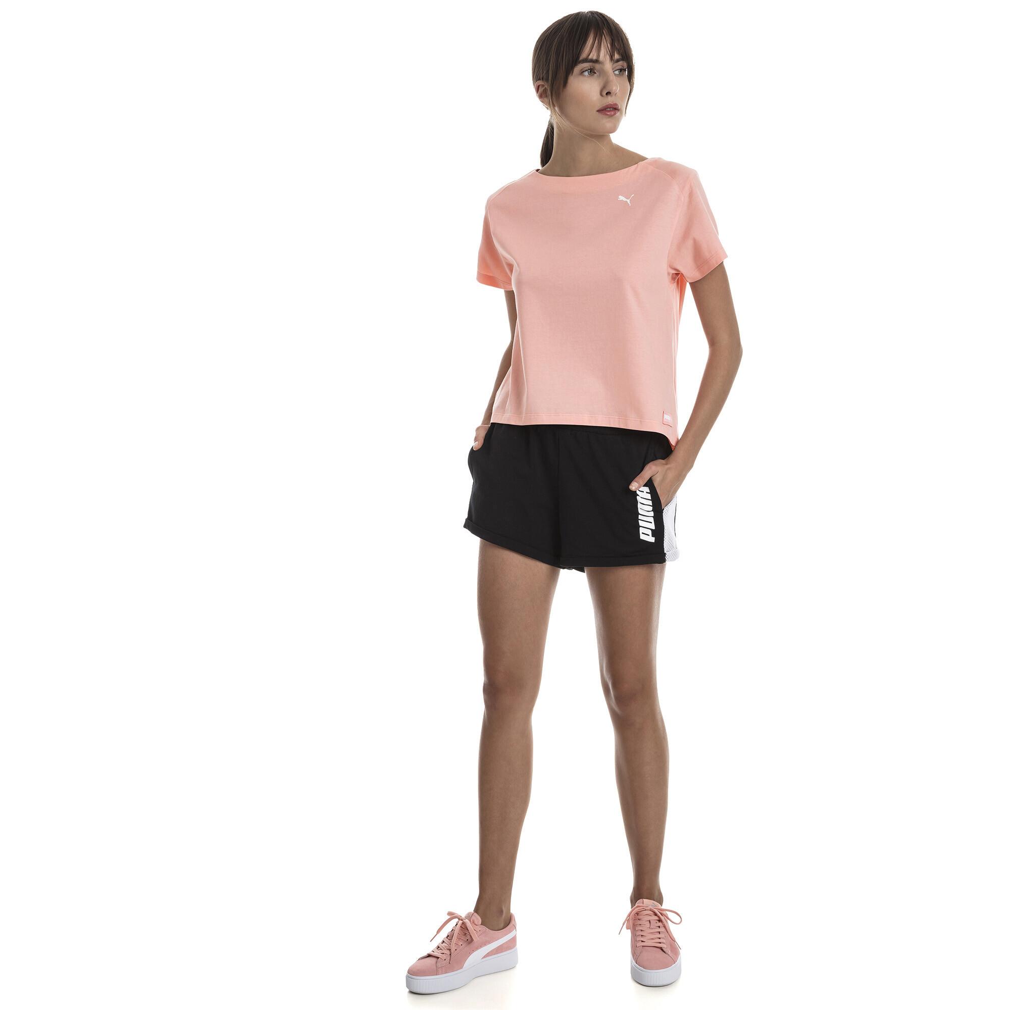 PUMA-Modern-Sports-Damen-Shorts-Frauen-Shorts-Basics-Neu Indexbild 6