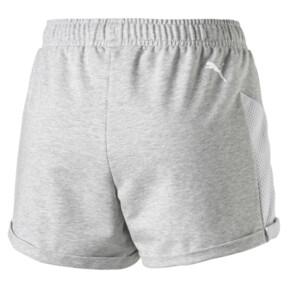 Thumbnail 3 of Modern Sports Women's Shorts, Light Gray Heather, medium