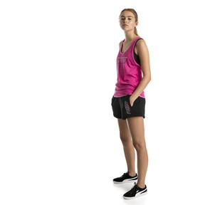 Thumbnail 3 of Modern Sports Women's Shorts, Cotton Black, medium