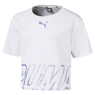 Изображение Puma Детская футболка Alpha Tee
