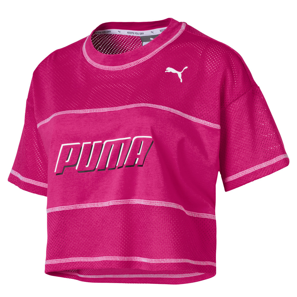 Image Puma Modern Sports Women's Cropped Tee #1