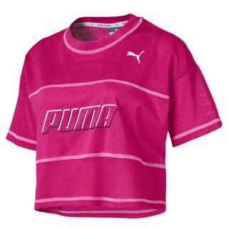 Image Puma Modern Sports Women's Cropped Tee