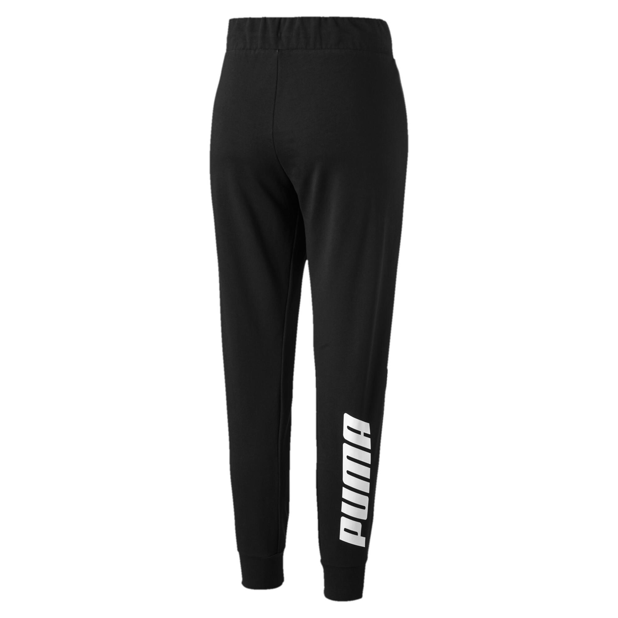 PUMA-Modern-Sports-Pants-Women-Knitted-Pants-Basics thumbnail 3
