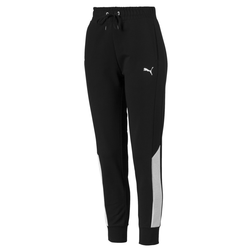 Image Puma Modern Knitted Women's Sweatpants #1
