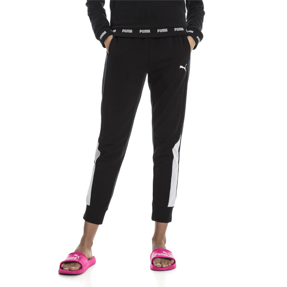 Image Puma Modern Knitted Women's Sweatpants #2