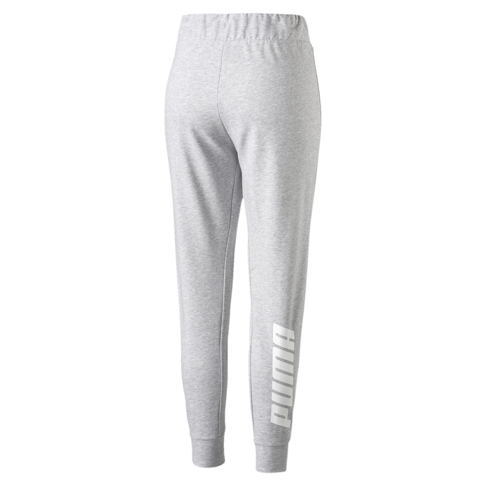 PUMA-Modern-Sports-Pants-Women-Knitted-Pants-Basics thumbnail 8