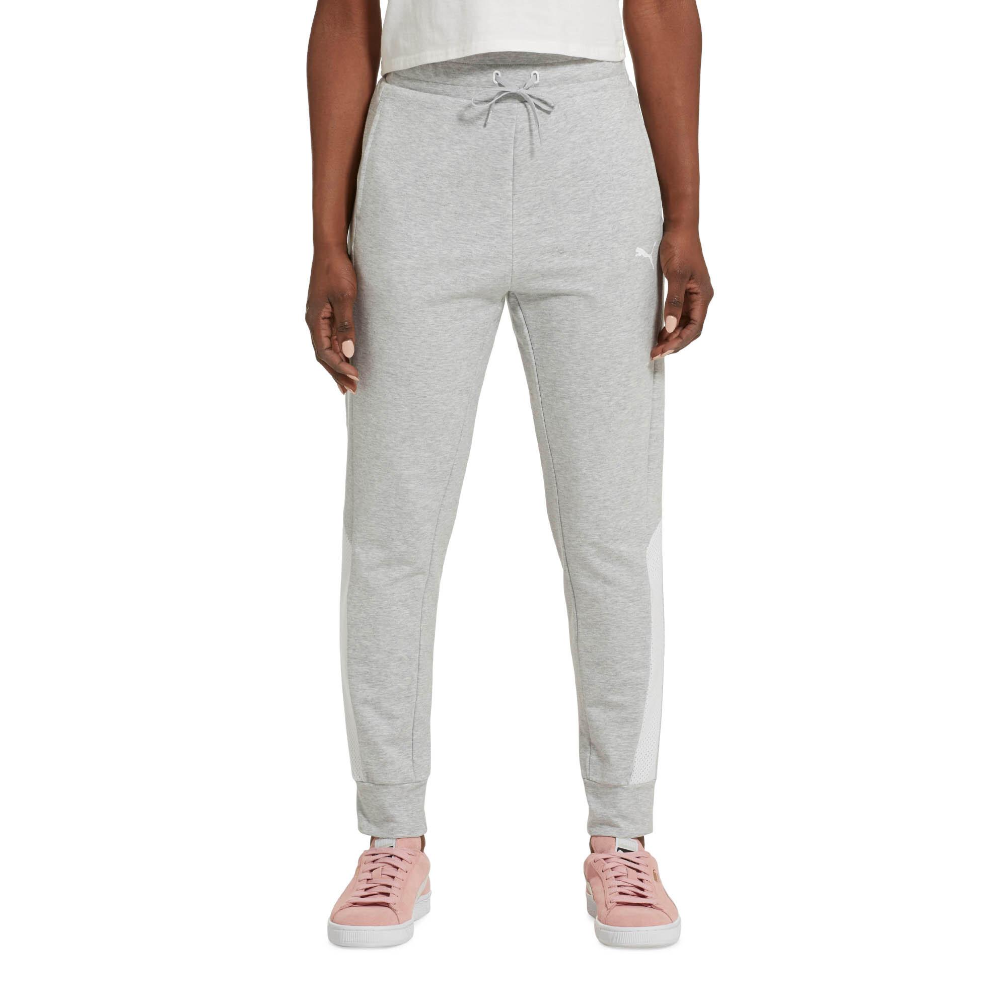 PUMA-Modern-Sports-Pants-Women-Knitted-Pants-Basics thumbnail 9