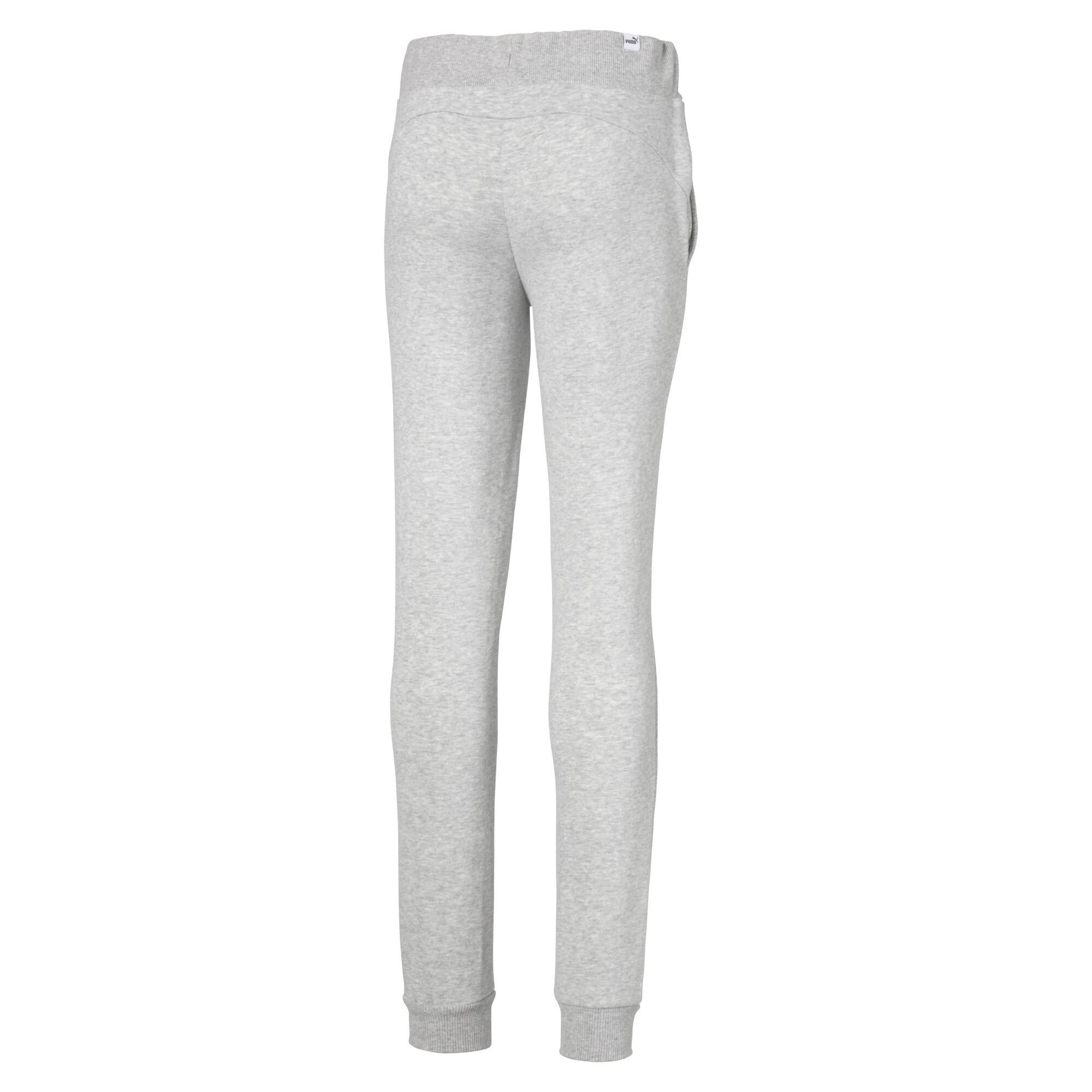 Image Puma Essentials Girls' Sweatpants #2