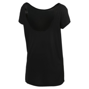 Thumbnail 2 of Soft Sports Women's Tee, Puma Black, medium