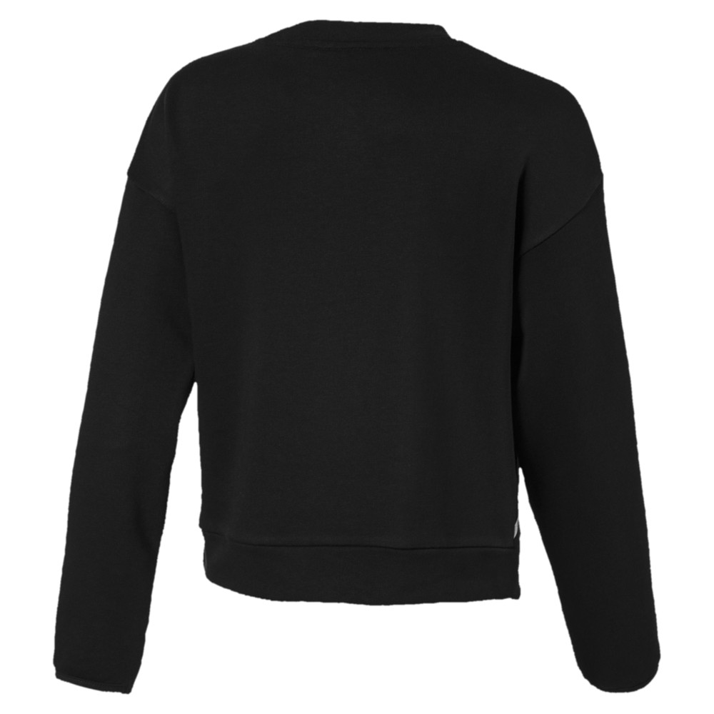 Image Puma Alpha Crew Neck Girls' Pullover #2