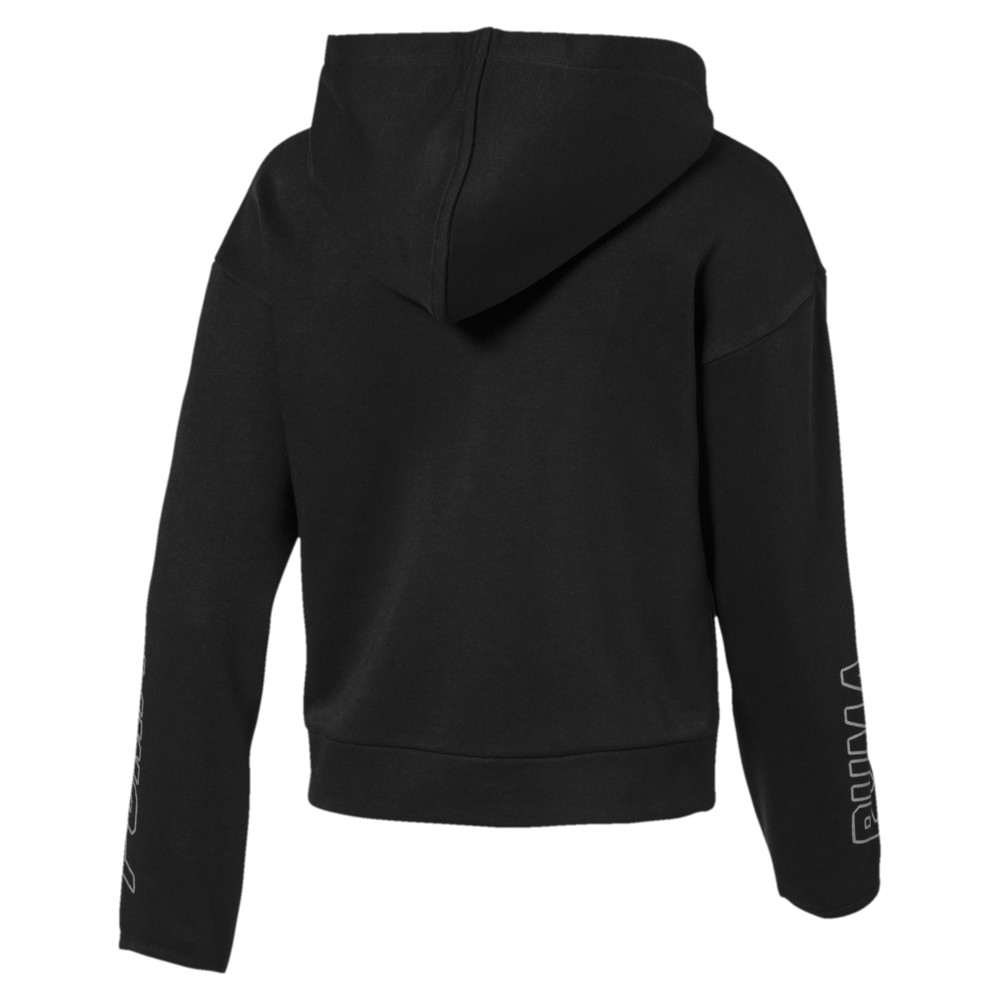 Imagen PUMA Alpha Hooded Sweat Jacket #2