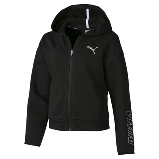 Image Puma Alpha Hooded Girls' Sweat Jacket