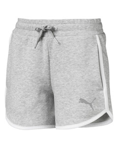 Image Puma Alpha Girls' Sweat Shorts