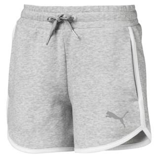 Image Puma Alpha Girls' Sweat Shorts