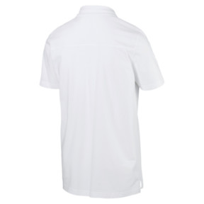 Thumbnail 3 of Modern Sports Men's Polo, Puma White, medium